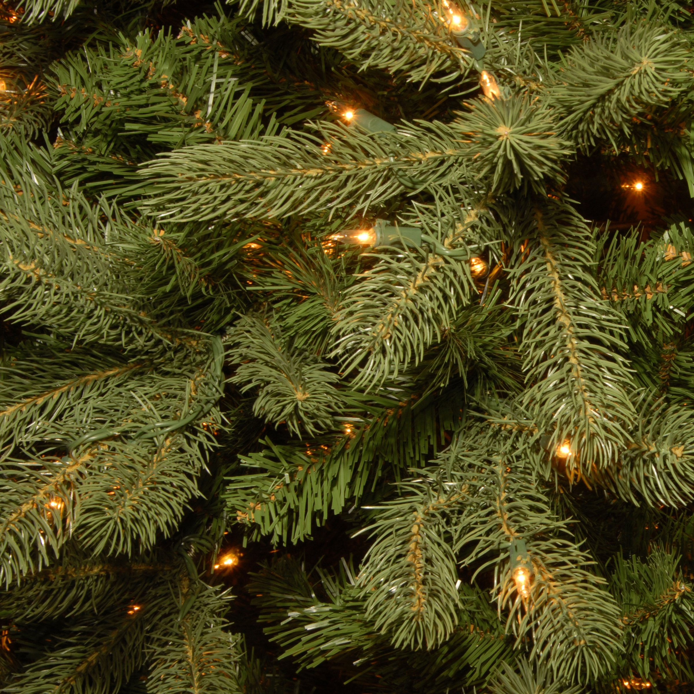National Tree 7.5 ft. Downswept Douglas Tree with Clear Lights by National Tree Company (Image #3)