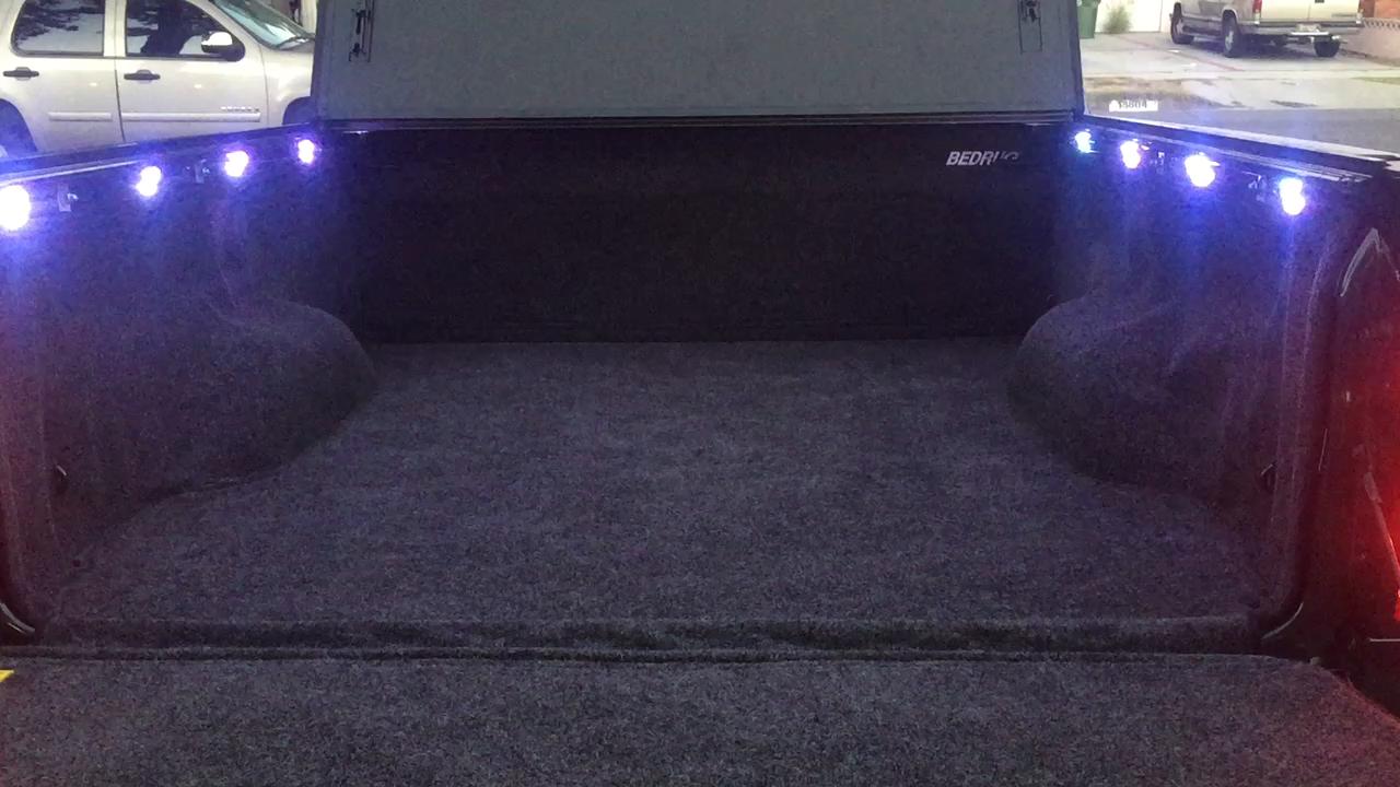 Aura Truck Bed Kit