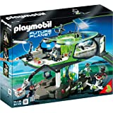PLAYMOBIL E-Rangers Headquarters