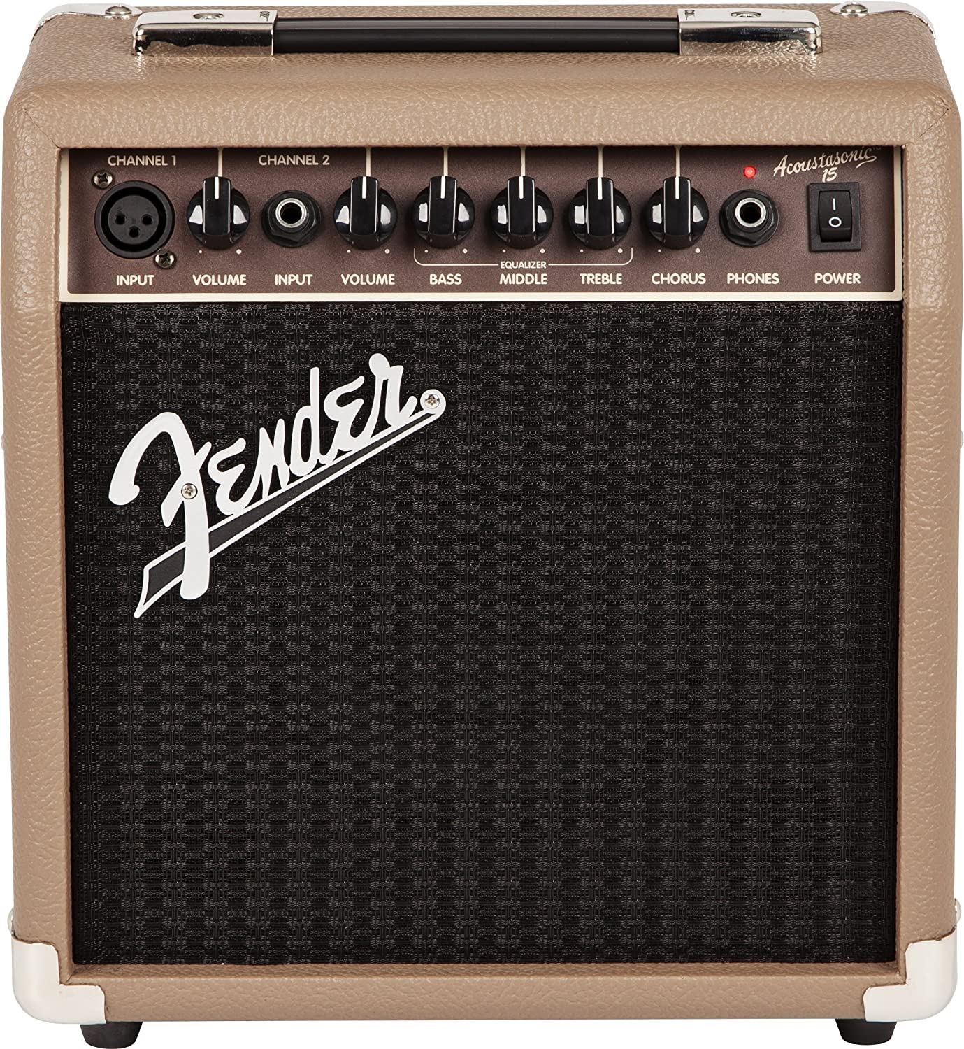 3. Fender Acoustasonic 40 Acoustic Guitar Amplifier