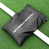 44LBS Sandbag Goal Weight – Securely Anchor Your Soccer Goals To The Ground With These Heavy Duty Sandbags [Net World Sports]