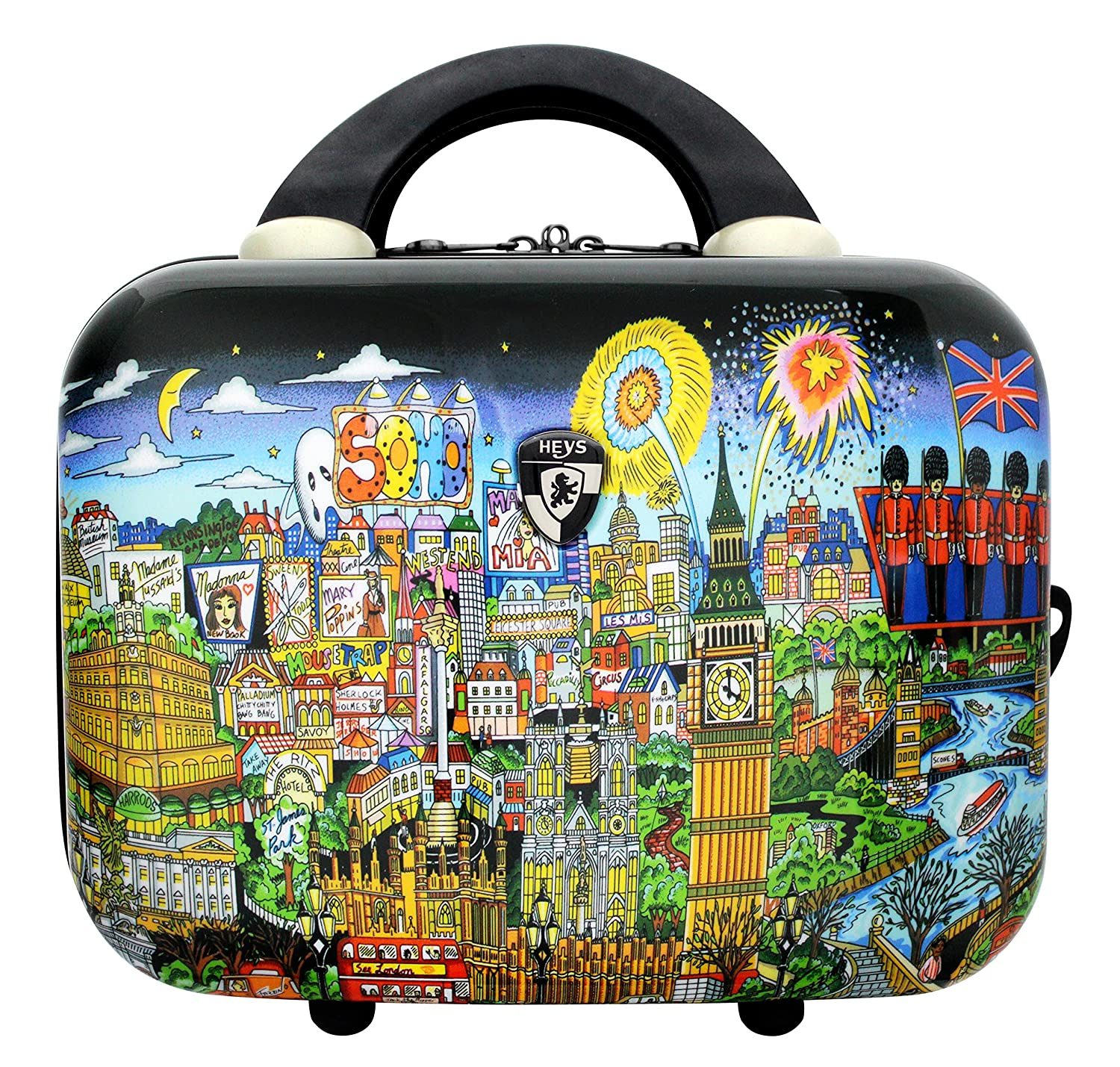 Heys – Künstler Fazzino London Carry On Beauty Case