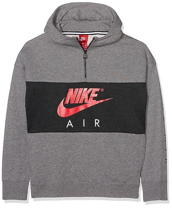 Sweat À 856180 Nk Nike Hoodie Po B Mixte Capuche Air Hz Z0w8xpq