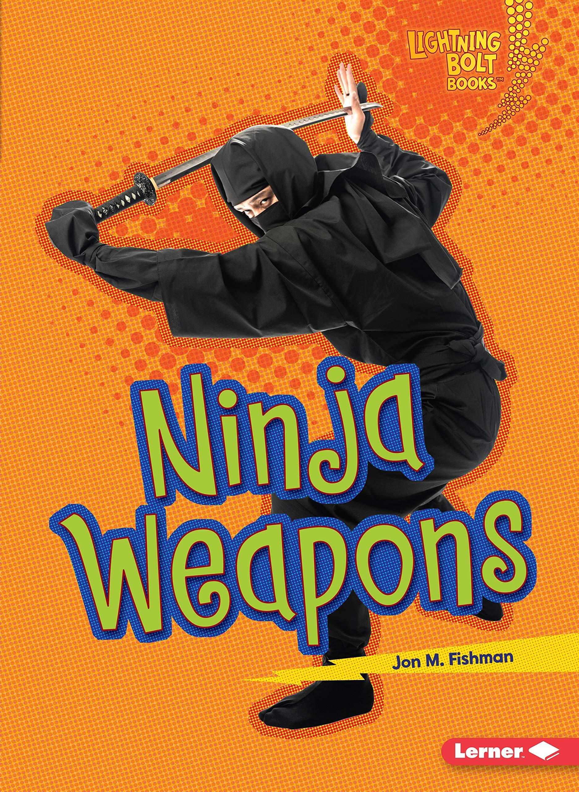 Ninja Weapons (Lightning Bolt Books Ninja Mania): Amazon.es ...