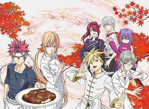 ■ 「食戟のソーマ 餐ノ皿」BD-BOXが3/28に発売。アニメイラストBOX■最新3日分のニュース