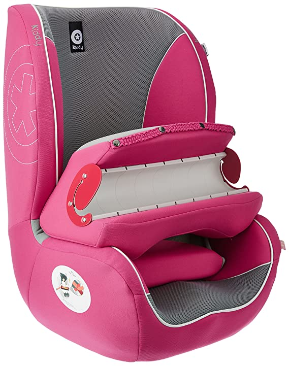Kiddy 41301BTA01 Beetle Car Seat (Pink)