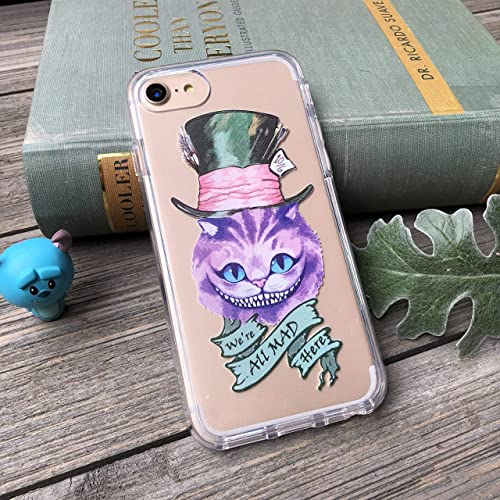 iphone xr cheshire cat case