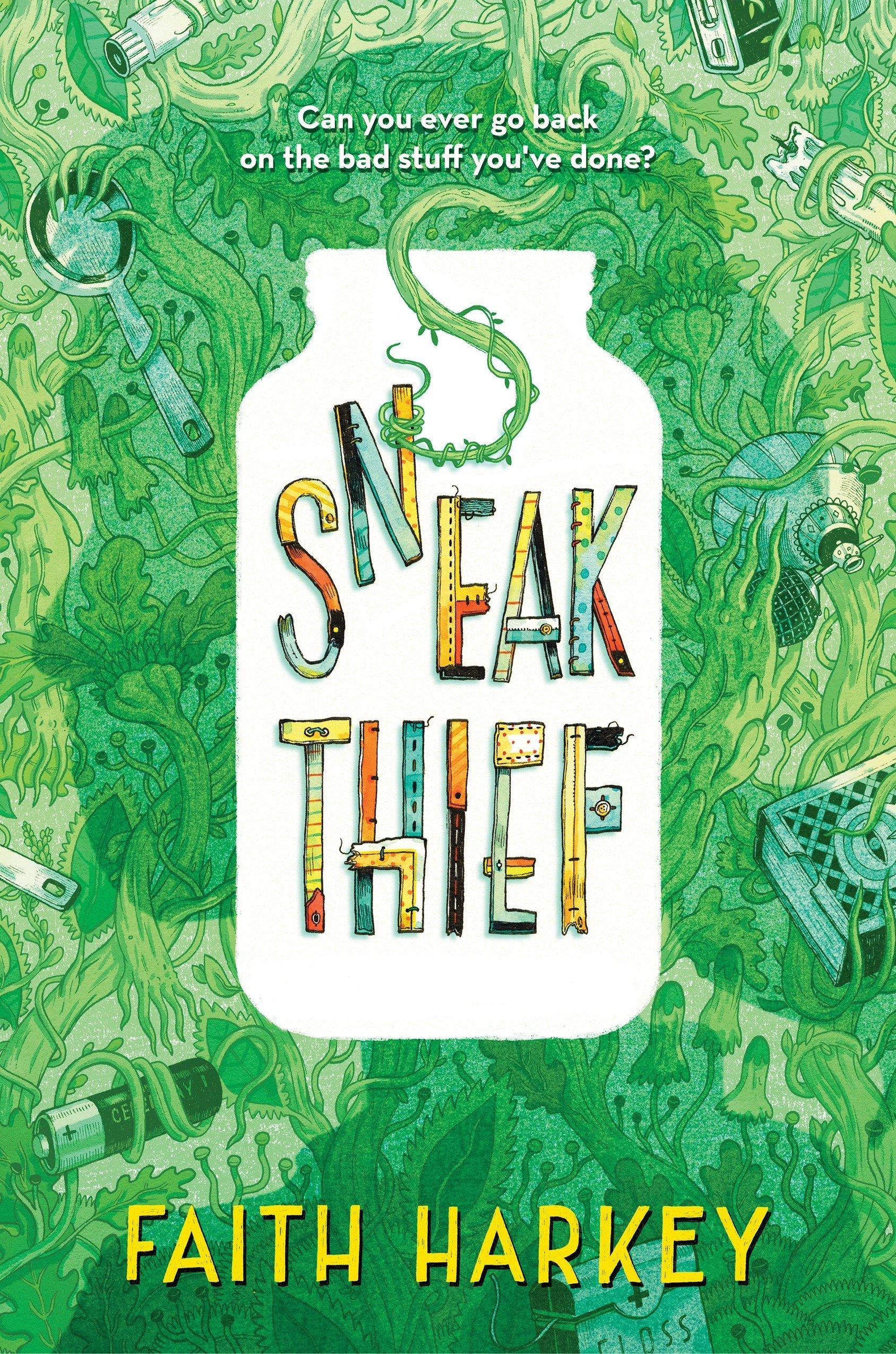 Download Sneak Thief pdf epub