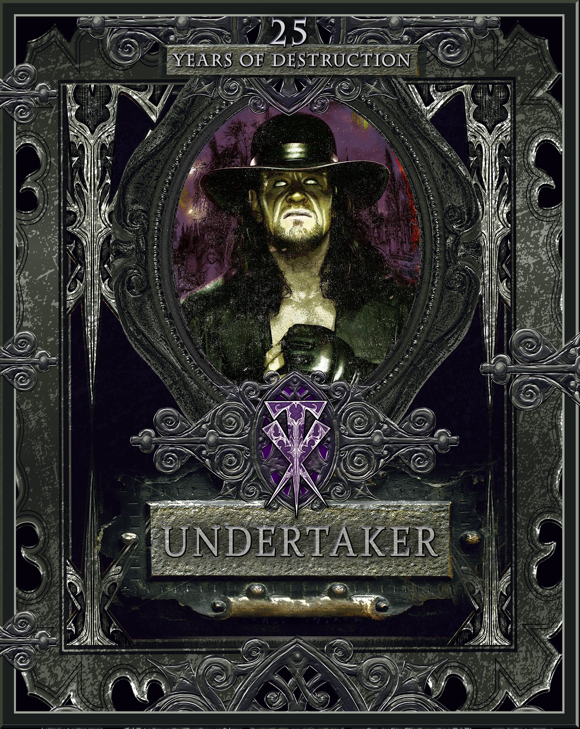 Undertaker: 25 Years of Destruction pdf