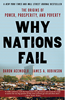 Amazon introduction to modern economic growth ebook daron why nations fail the origins of power prosperity and poverty fandeluxe Image collections