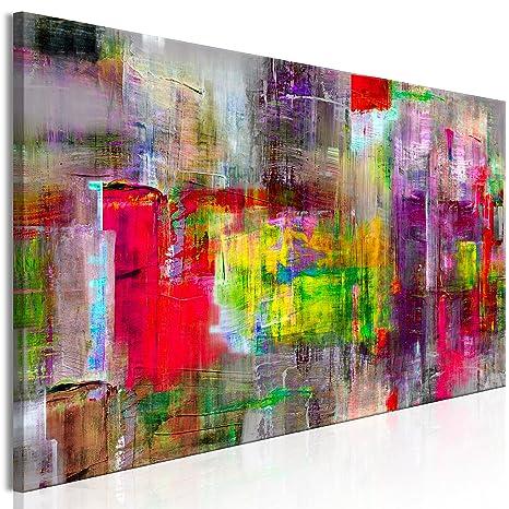 Murando Bilder 135x45 Cm Vlies Leinwandbild 1 Tlg Kunstdruck Modern Wandbilder Xxl Wanddekoration Design Wand Bild Abstrakt Aa 0217 Bb