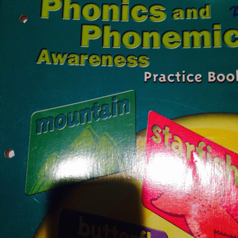 Read Online Phonics And Phonemic Awareness 6 Practice Book PDF