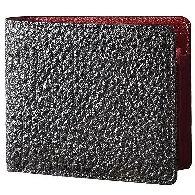 d914b8246727 Amazon | (ウエストロード)WESTROAD 財布 メンズ 二つ折り 黒桟革 日本製 ...