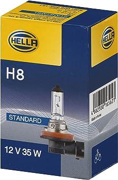 HELLA 8GH 008 356-181 Bulb headlight