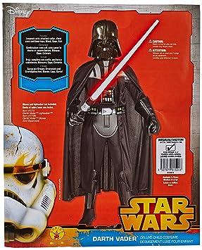 Lucas - St. 155 019 m - Disfraz joven - Lujo máscara de Darth Vader
