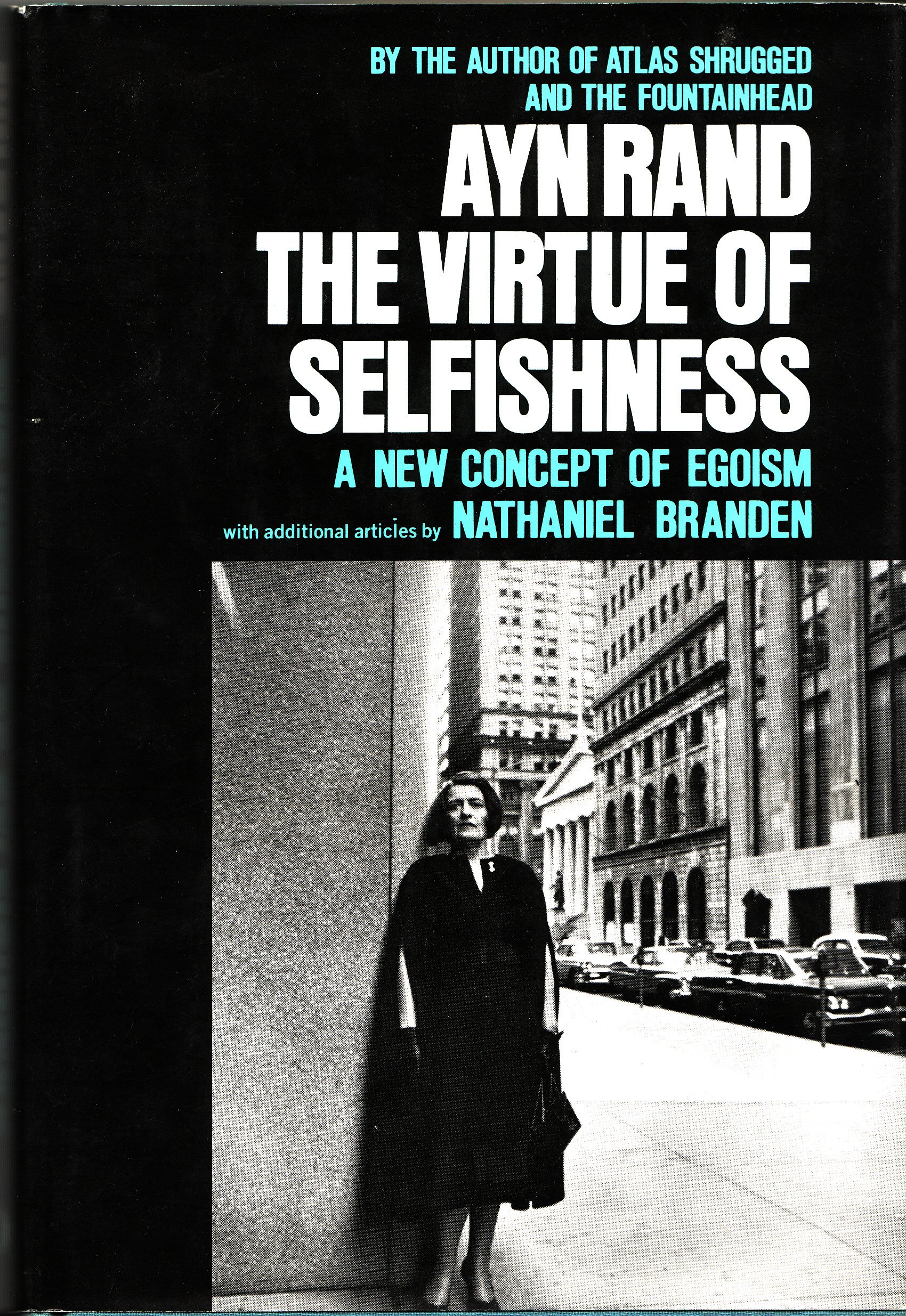 the virtue of selfishness ayn rand nathaniel branden com the virtue of selfishness ayn rand nathaniel branden com books