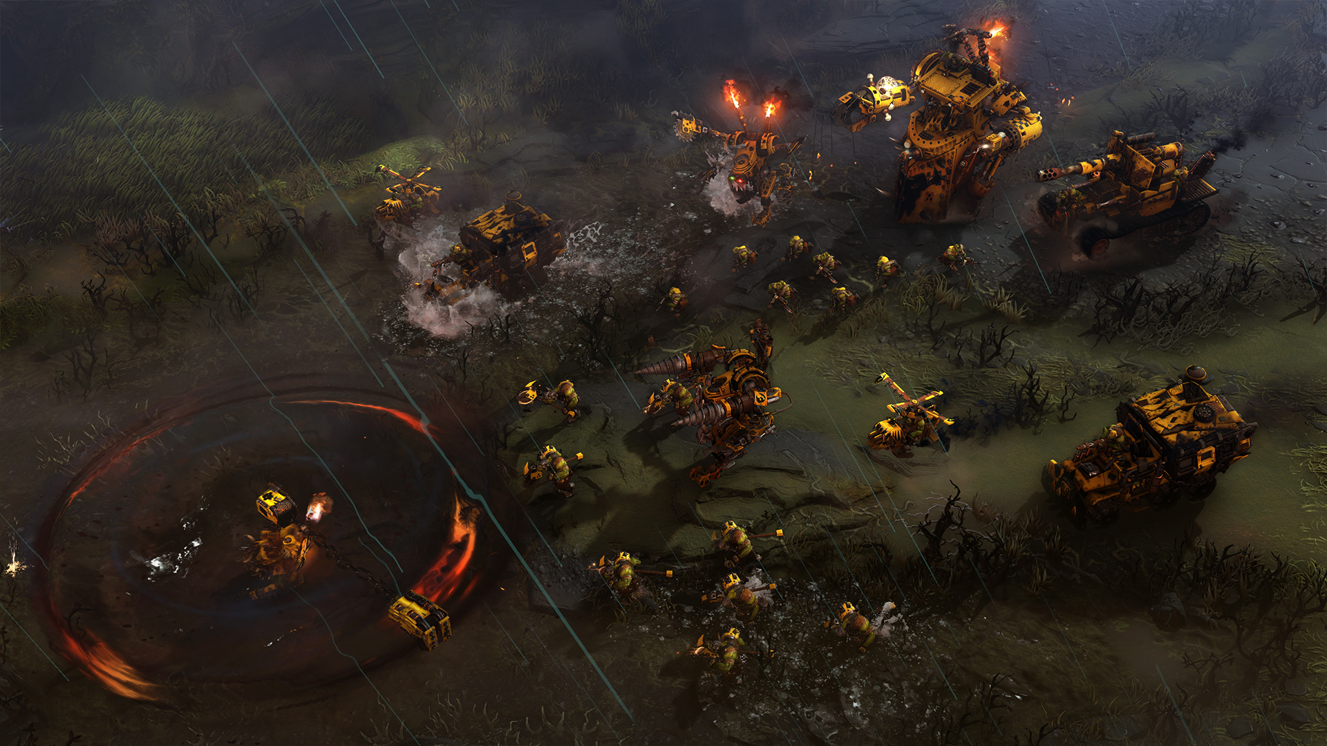 warhammer 40k dawn of war 3 download