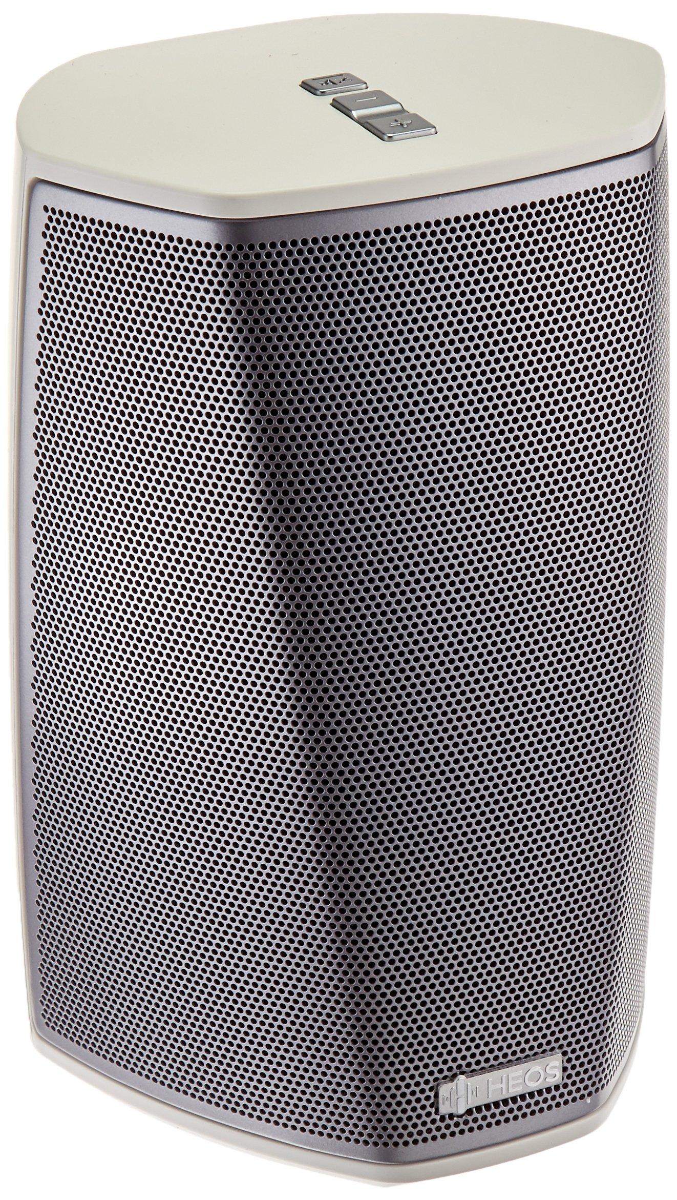 Denon HEOS 1 HS2 Wireless Speaker (White) (New Version)