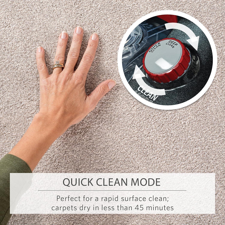 Hoover FH50251PC Power Scrub Elite Pet Carpet Cleaner Renewed