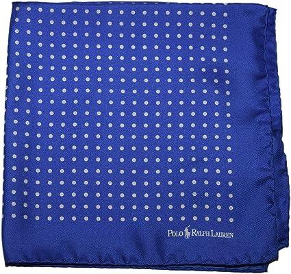 Polo Ralph Lauren - Pañuelo cuadrado de bolsillo para hombre, seda ...
