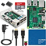 Vilros Raspberry Pi 3 Complete Starter Kit--UK Edition