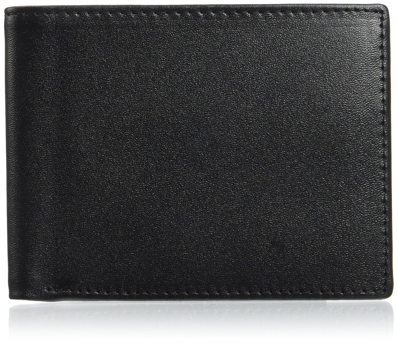 flintronic RFID Bloqueo Carpeta del Cuero Genuino Billetera Cartera Protector de la
