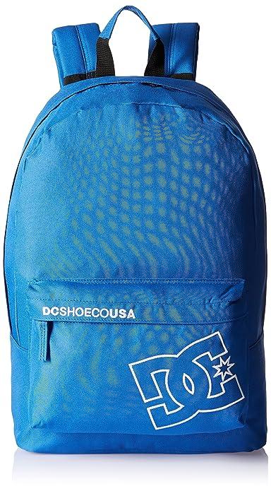 62b242b27b DC Shoes Bunker Solid, Sac porté épaule - Bleu (Bqr0): Amazon.fr ...