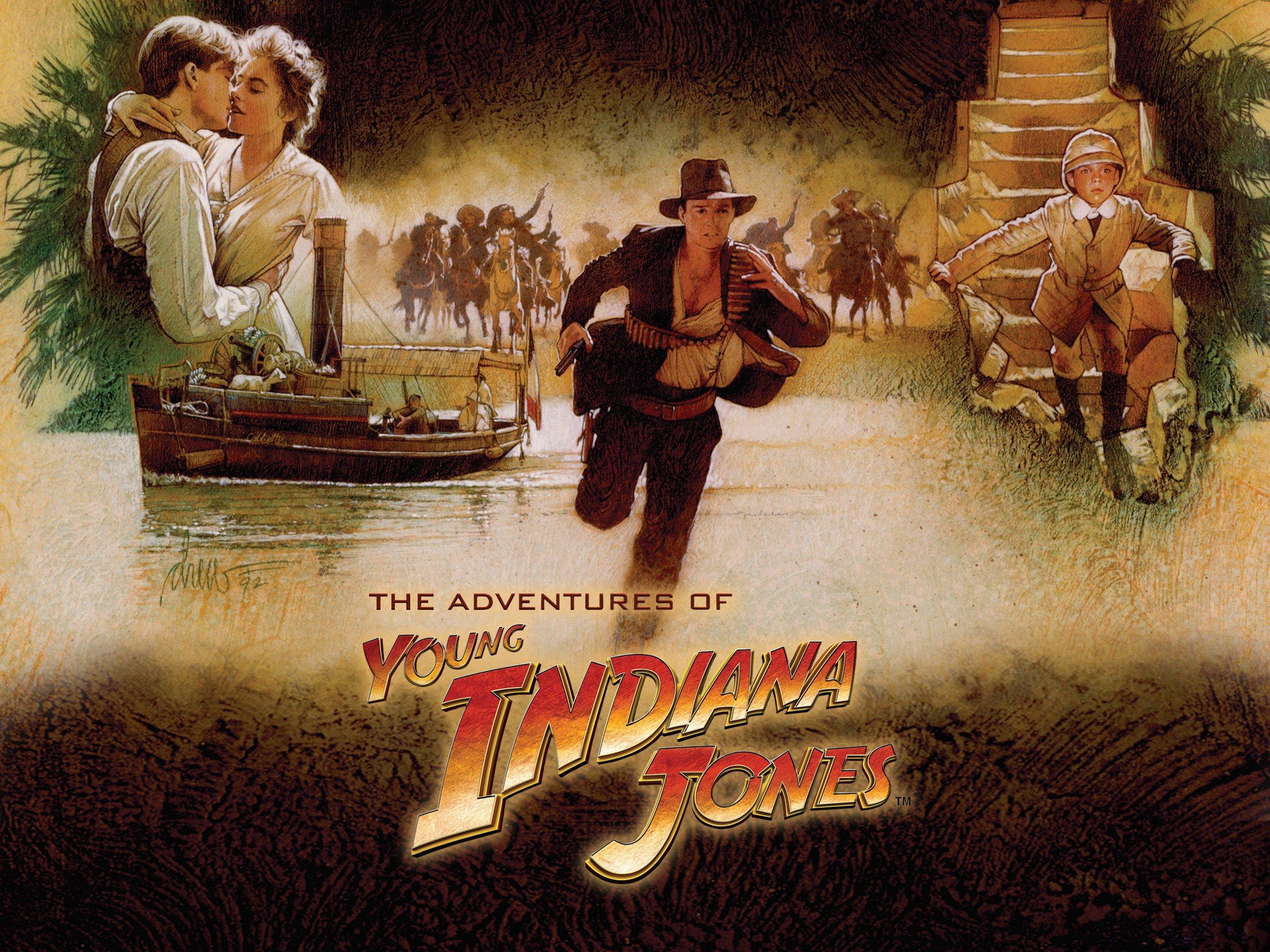 4fe99a2df Amazon.com: Watch The Young Indiana Jones Chronicles - Season 1 ...