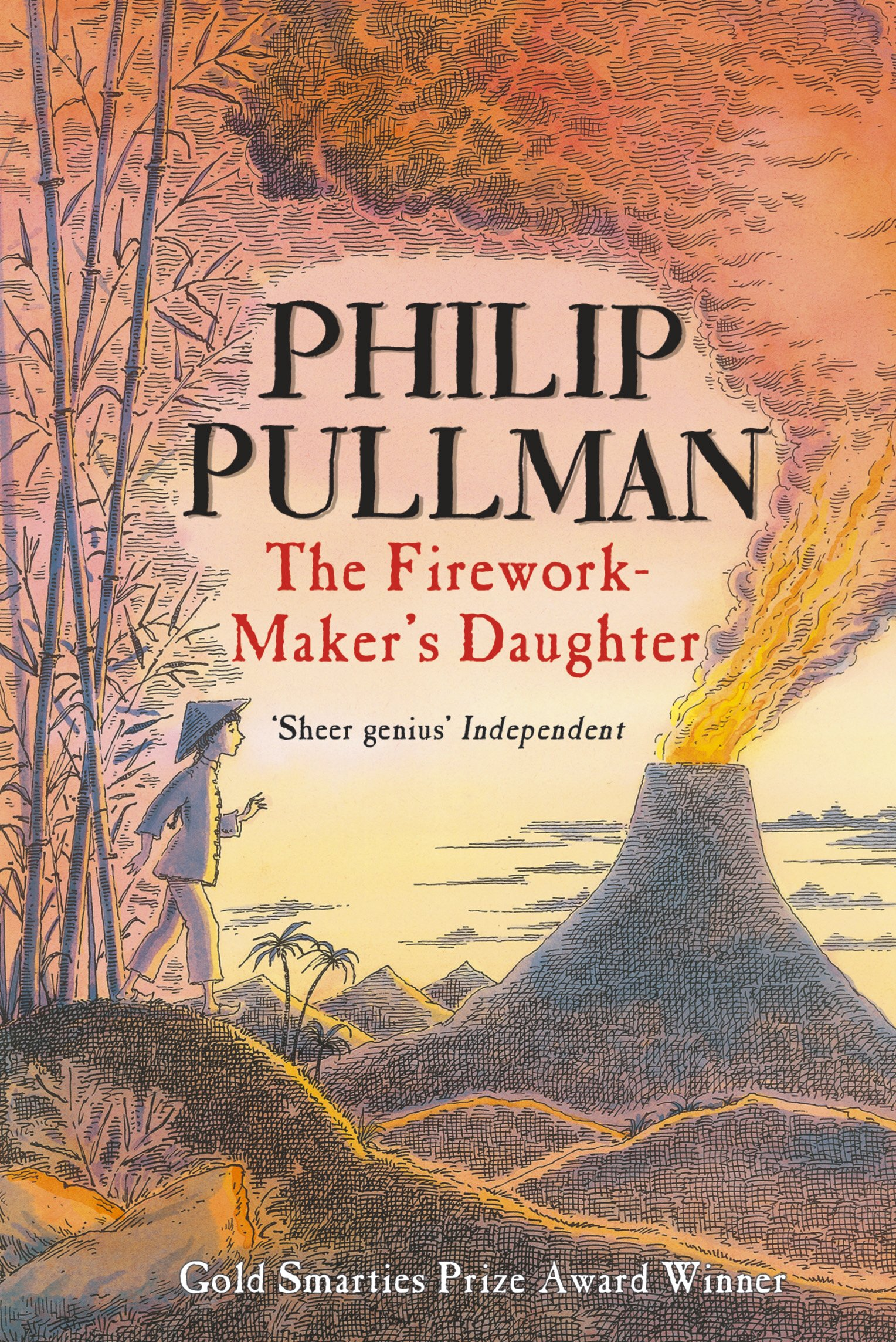 The Firework Maker's Daughter: Amazon.co.uk: Pullman, Philip: Books