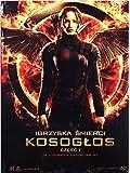 """The Hunger Games: Mockingjay - Part 1 [DVD]+[KSIÄ""""ĹťKA] [Region 2] (IMPORT) (No hay versión española)"""