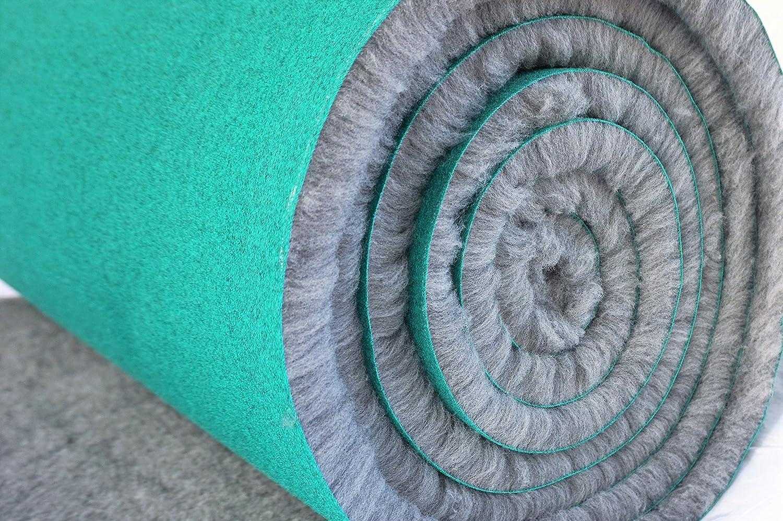 Quality vet bedding (5m x 0.75m Grey green-backed)
