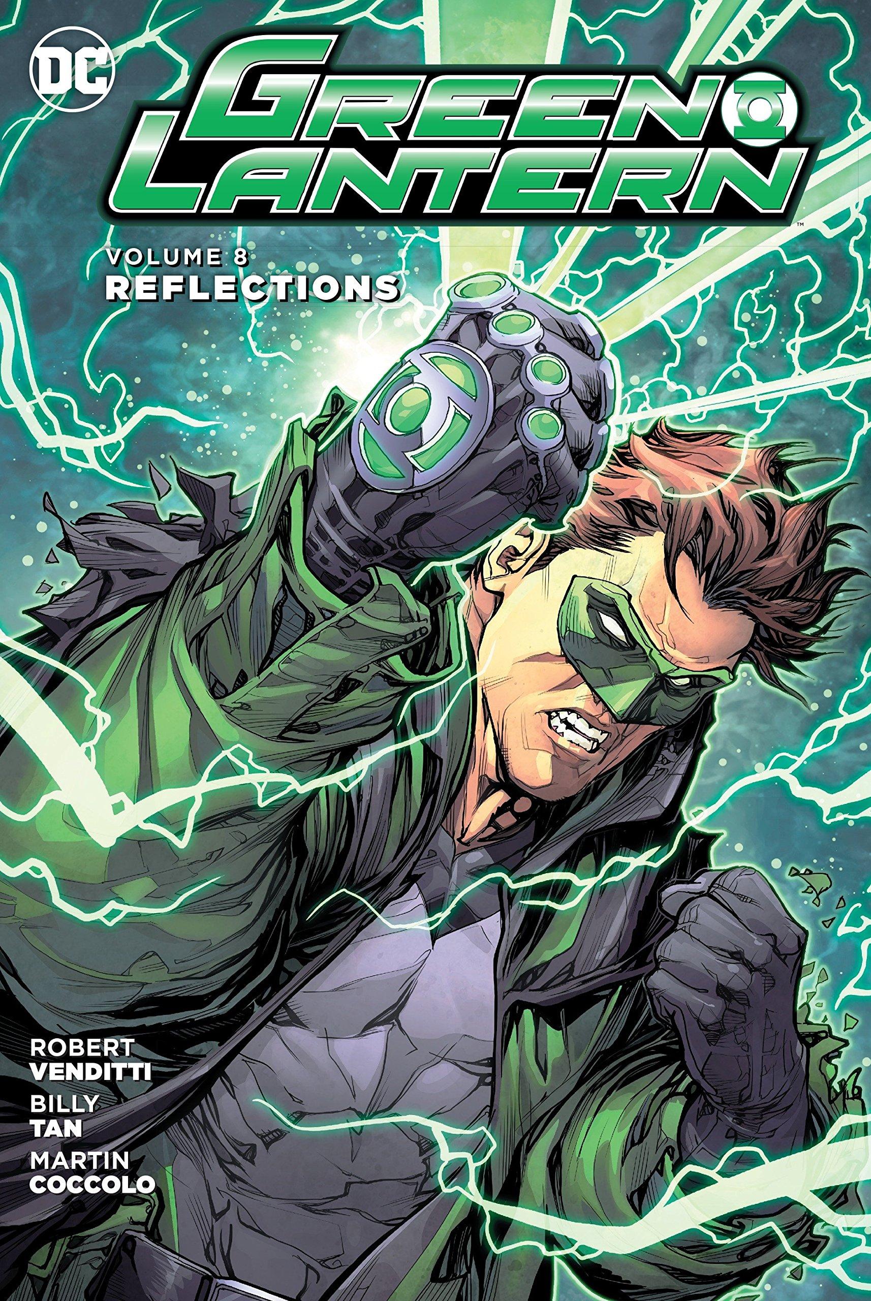 Read Online Green Lantern Vol. 8: Reflections ebook