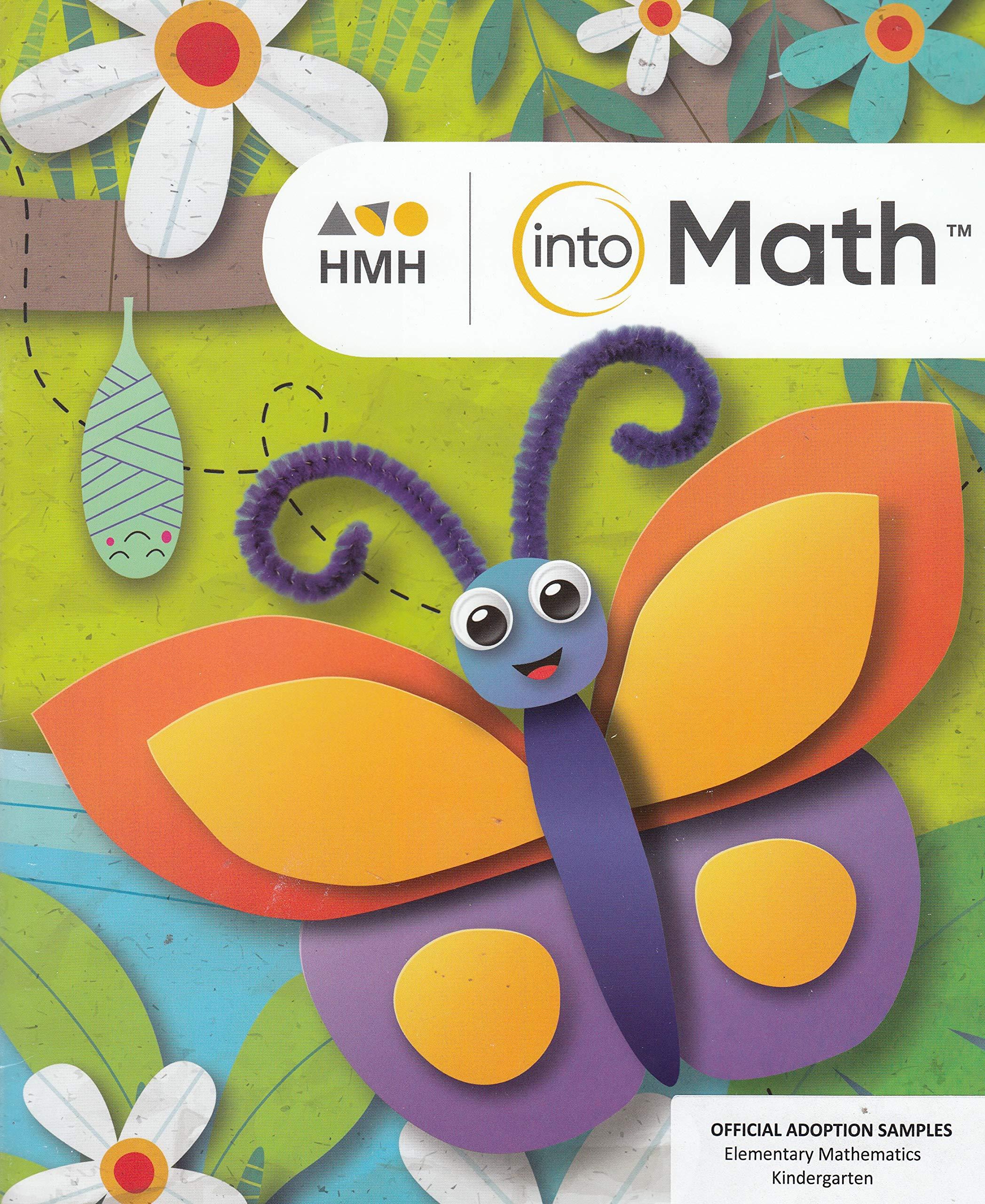 HMH: into Math Student workbook Grade K, Modules 1-3: Juli Dixon, Timothy  Kanold: 9780358002062: Amazon.com: Books