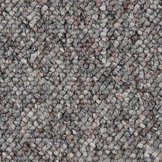 300 Variante: verschiedene L/ängen 400 und 500 cm breit 3,5 x 3 m BODENMEISTER BM72181 Teppichboden Auslegware Meterware Schlinge braun beige 200
