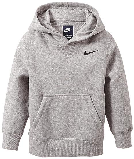 Nike Ya76 Felpa da ragazzo in pile spazzolato, con
