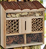 Insect Hotel Insect House for Insects Bees Nesting Box Hillfield®