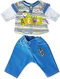 Zapf Creation Baby Born 822197Boys Collection–Set of 1, Multi