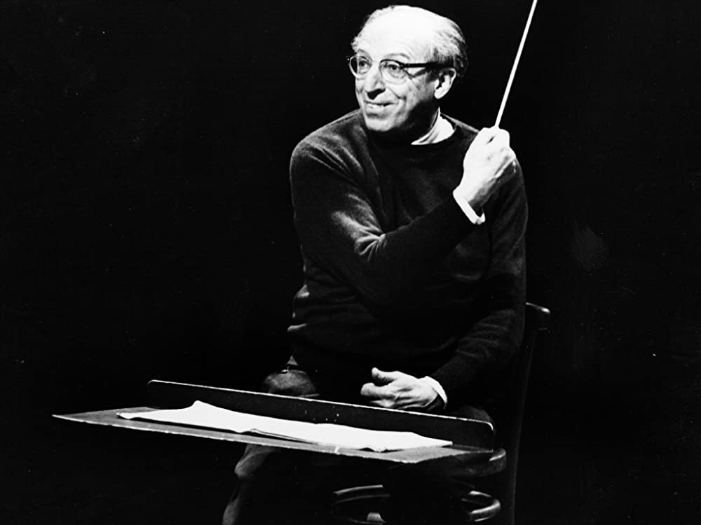 ‎Aaron Copland on Apple Music