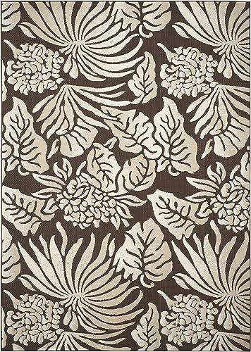 Safavieh Monroe Collection MNR155D Brown Area Rug 8 x 11 2