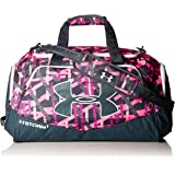 Amazon.com  Under Armour Storm Undeniable II Duffle, Red  White, One ... a552ac316d