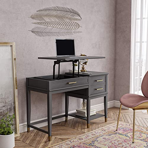 CosmoLiving Modern Office Desk
