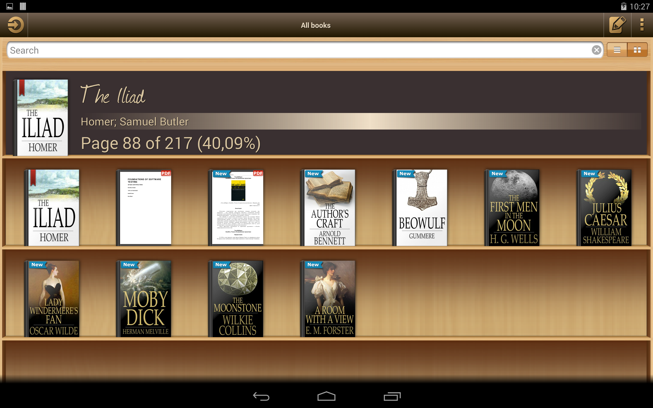 how to get free ebooks for android tablet