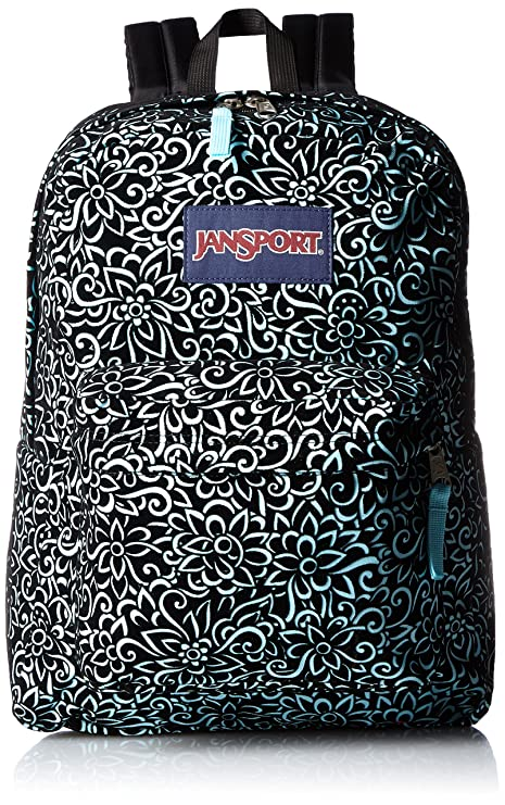 3d71df2b32c5 Amazon.com  JanSport High Stakes Backpack Aqua Dash Water Lotus  Sports    Outdoors