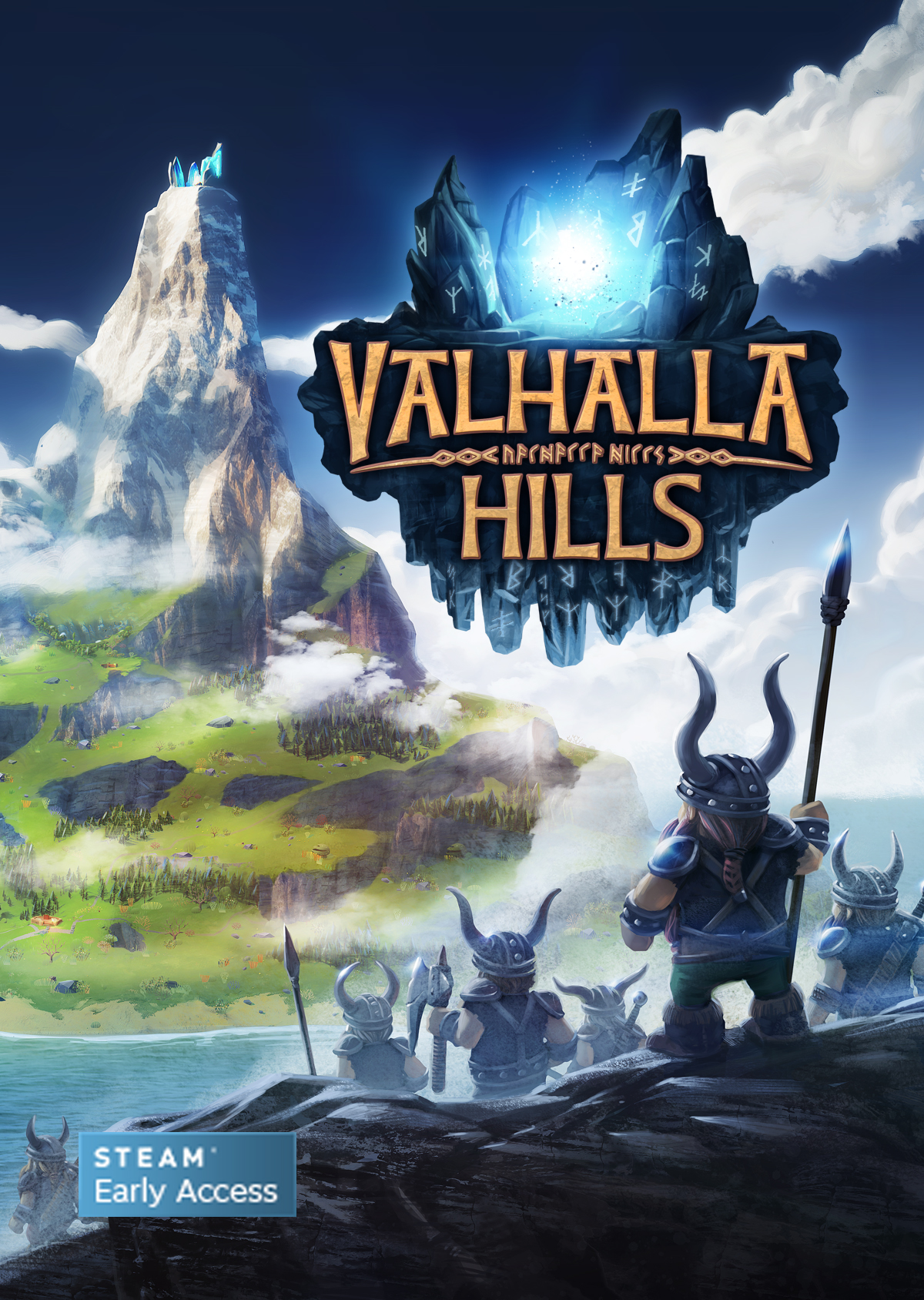 Valhalla Hills (Early Access) [Online Game Code]