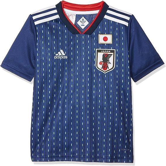 adidas Japón Camiseta de Equipación, Niños: Amazon.es: Ropa y accesorios