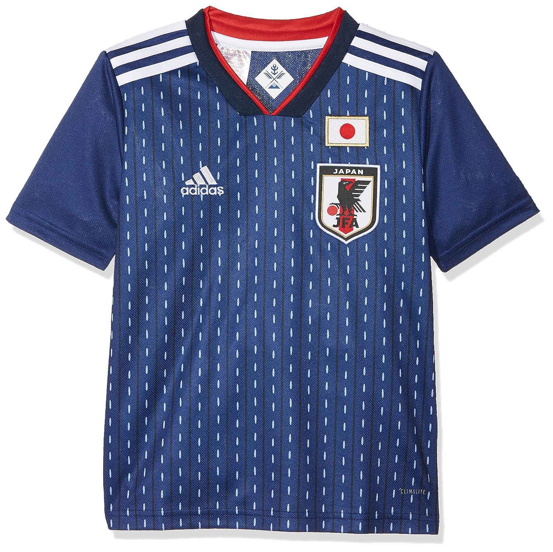 Adidas Japón Camiseta de Equipación, Niños: Amazon.es: Deportes y aire libre