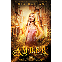 Amber: A Quirky Shifter Reverse Harem Romance (Jewels Cafe: Amber Book 1)
