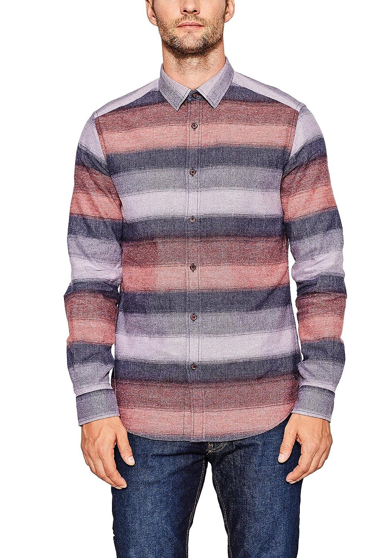 TALLA 42 (Talla del fabricante: XX-Large). Esprit Camisa para Hombre