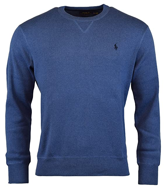 Polo Ralph Lauren Hombres de Cuello Redondo Pullover Sweater ...