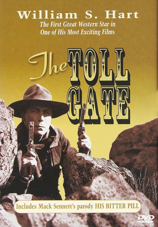 Amazon com: The Toll Gate/His Bitter Pill: William S  Hart